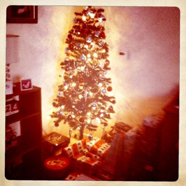 christmas at the folks