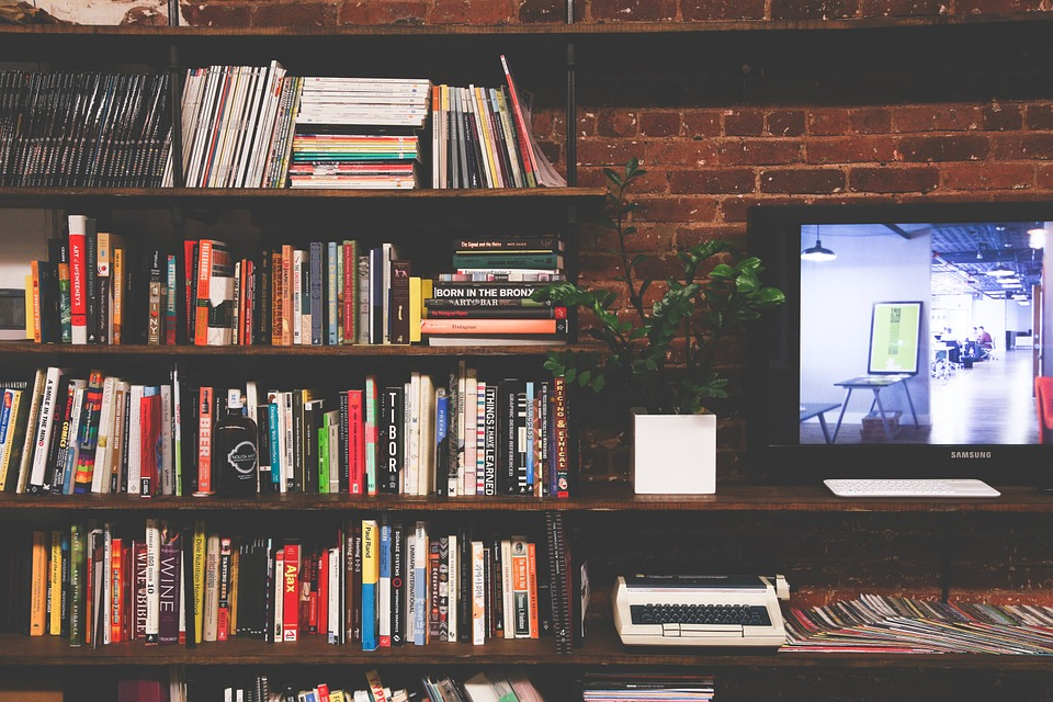 tv and books