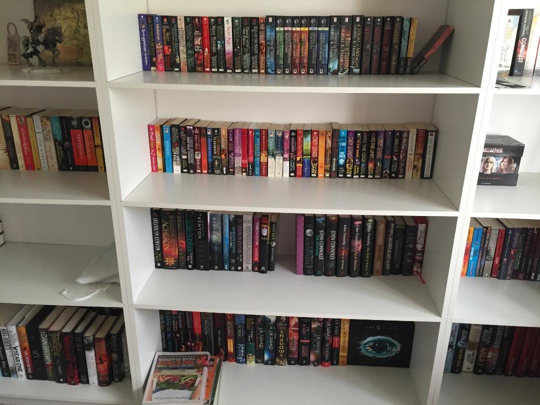 book shelving