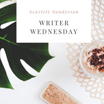 Writer Wednesday